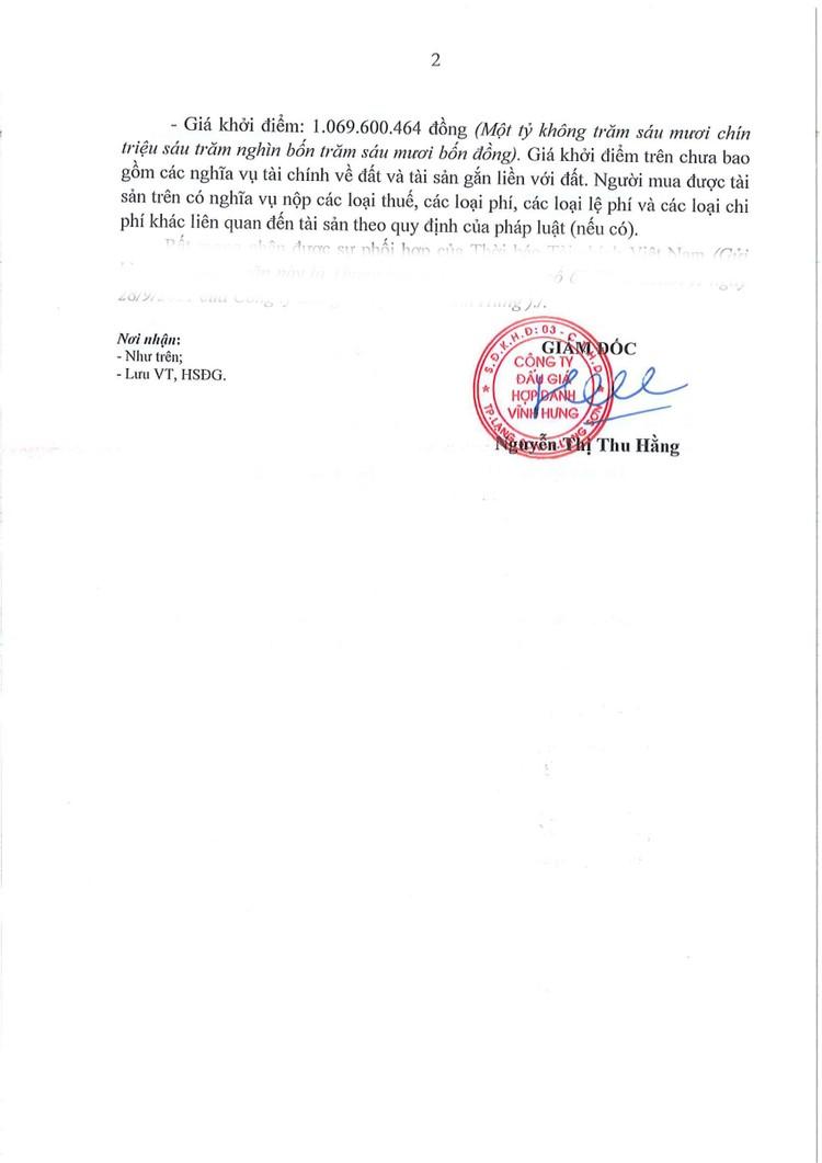Ngày 22/10/2021, đấu giá quyền sử dụng đất tại huyện Văn Quan, tỉnh Lạng Sơn ảnh 3