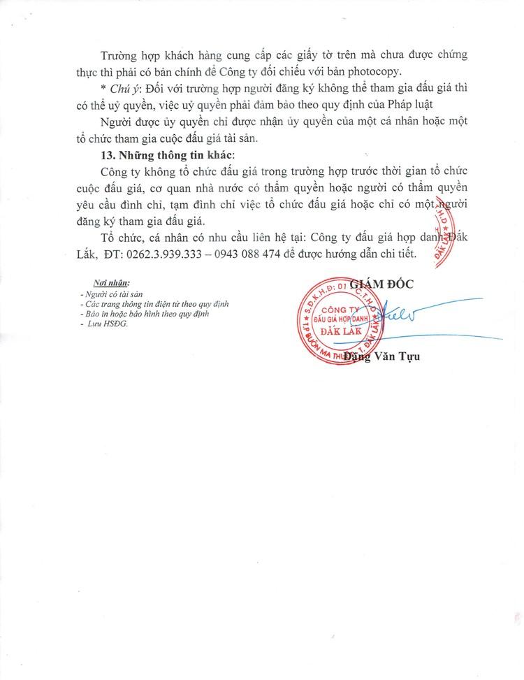 Ngày 18/10/2021, đấu giá cho thuê nhà tạm bán hàng tạp hóa và photocopy của Bệnh viện Đa khoa vùng Tây Nguyên ảnh 4