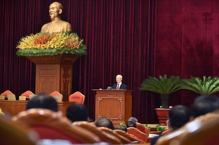 Toàn văn phát biểu bế mạc Hội nghị Trung ương 4 của Tổng Bí thư Nguyễn Phú Trọng ảnh 1