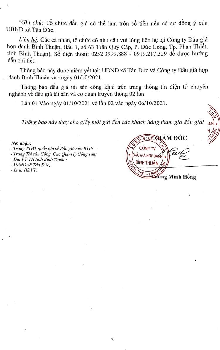 Ngày 19/10/2021, đấu giá tang vật, phương tiện vi phạm hành chính xử lý tịch thu tại tỉnh Bình Thuận ảnh 4