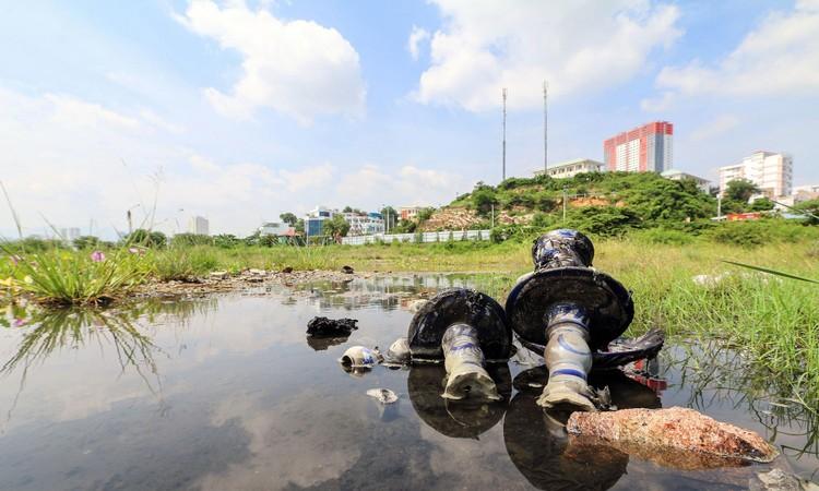 Hàng loạt khu 'đất vàng' bị bỏ hoang ở Nha Trang ảnh 13