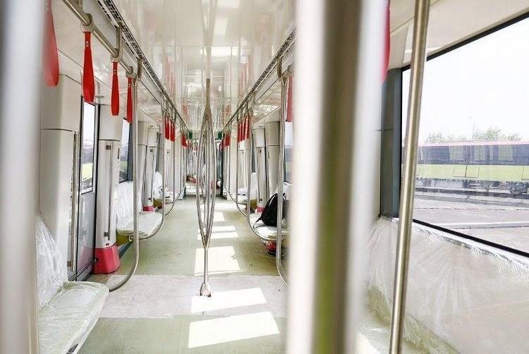 Toàn cảnh các đoàn tàu Nhổn - ga Hà Nội chuẩn bị vận hành tổng thể ảnh 9