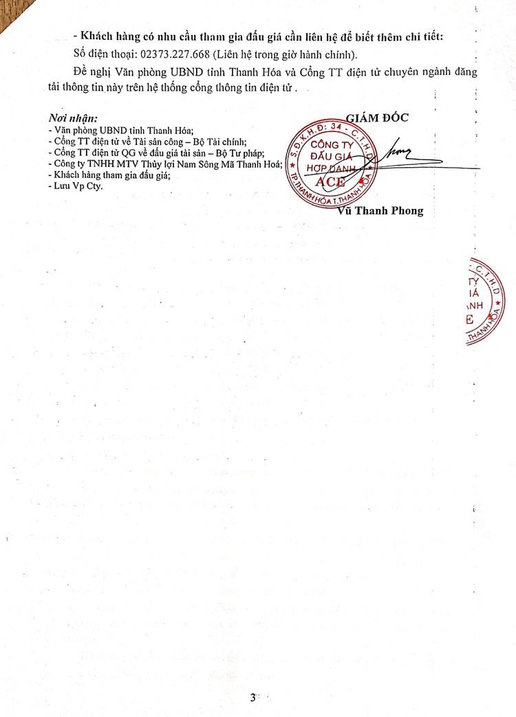 Ngày 19/10/2021, đấu giá xe ô tô IZUZU tại tỉnh Thanh Hoá ảnh 4