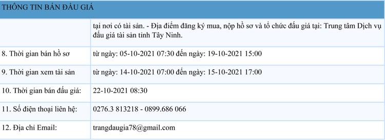 Ngày 22/10/2021, đấu giá lô gỗ khai thác tận thu tại tỉnh Tây Ninh ảnh 2
