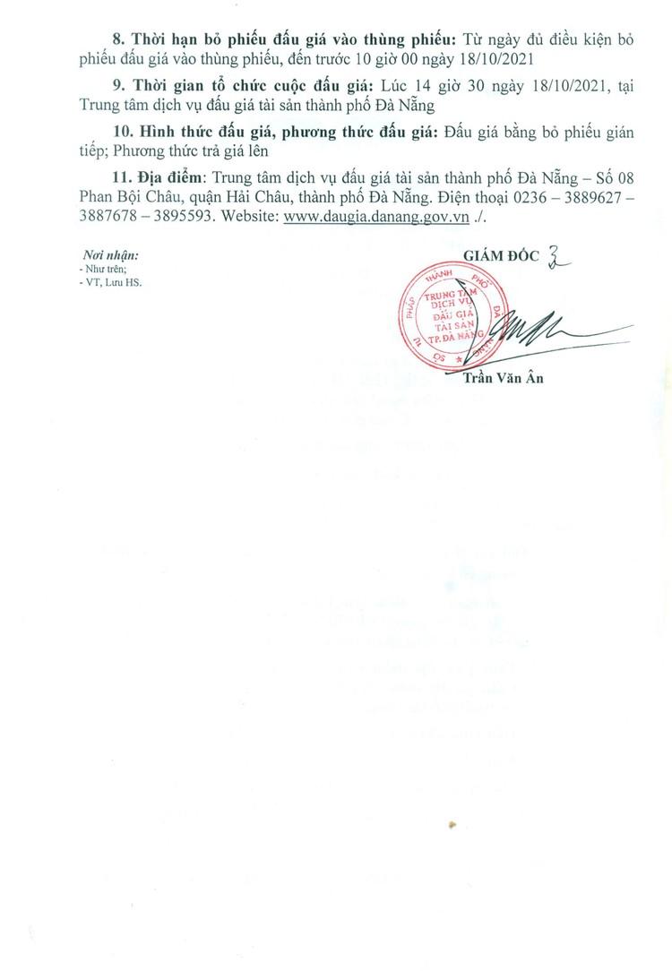 Ngày 18/10/2021, đấu giá xe ô tô TOYOTA tại thành phố Đà Nẵng ảnh 3