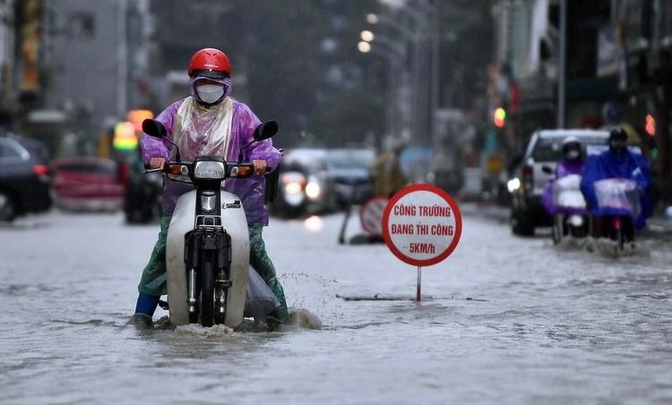 Thiên đường Bảo Sơn bị ngập nhiều giờ sau trận mưa lớn ảnh 10