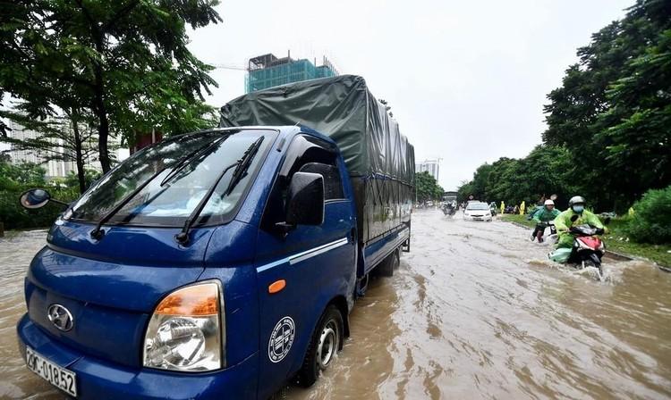 Thiên đường Bảo Sơn bị ngập nhiều giờ sau trận mưa lớn ảnh 3