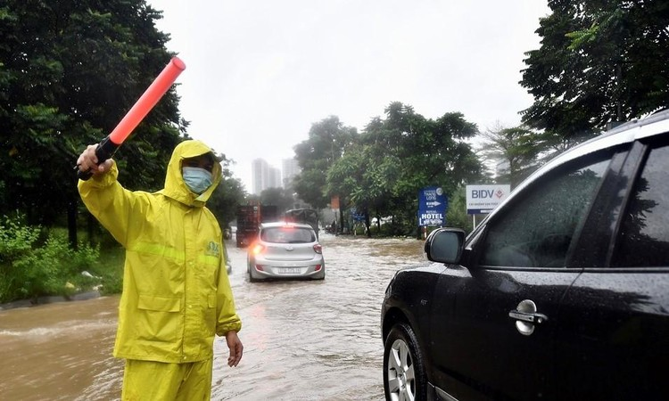 Thiên đường Bảo Sơn bị ngập nhiều giờ sau trận mưa lớn ảnh 4
