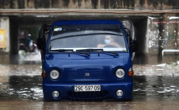 Thiên đường Bảo Sơn bị ngập nhiều giờ sau trận mưa lớn ảnh 7