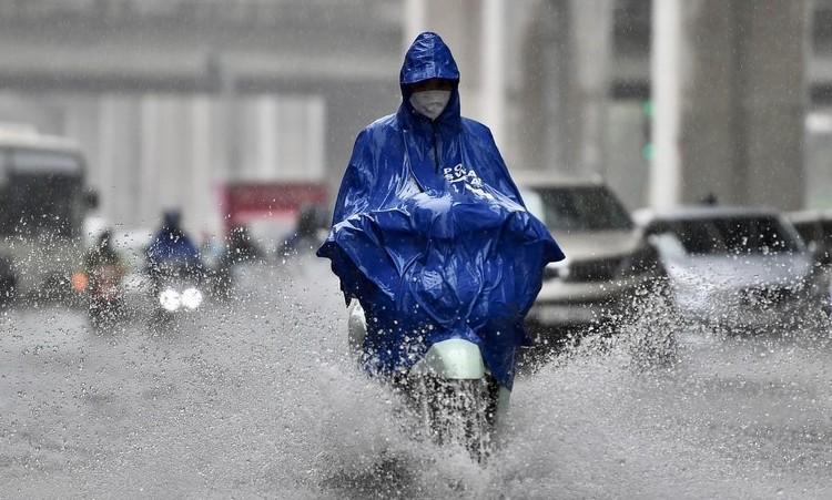 Thiên đường Bảo Sơn bị ngập nhiều giờ sau trận mưa lớn ảnh 9