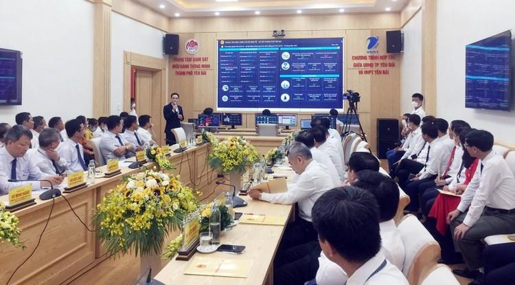 IOC thành phố Yên Bái: Cốt lõi cơ sở hạ tầng chuyển đổi số ảnh 1