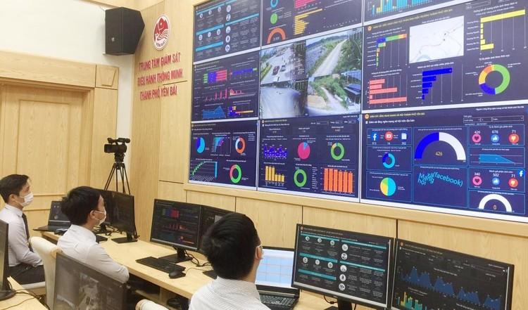 IOC thành phố Yên Bái: Cốt lõi cơ sở hạ tầng chuyển đổi số ảnh 2