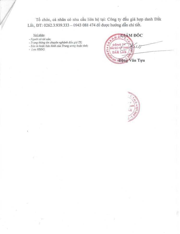 Ngày 22/10/2021, đấu giá xe ô tô TOYOTA tại tỉnh Đắk Lắk ảnh 4