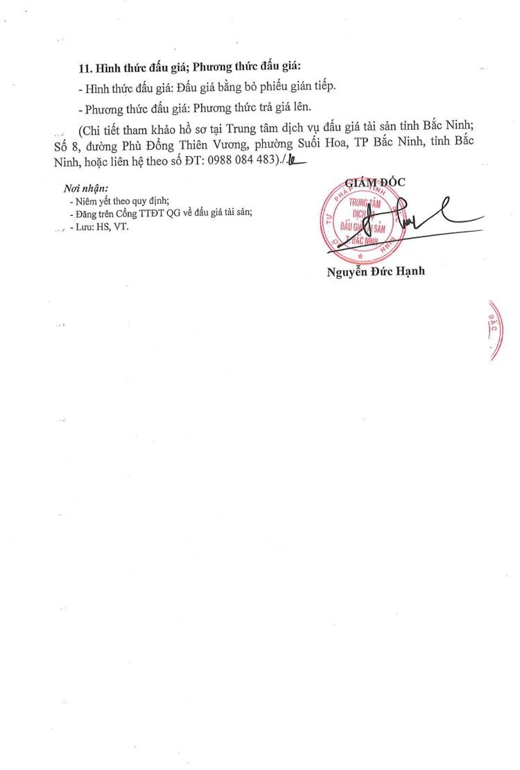 Ngày 28/10/2021, đấu giá thuê tài sản công để làm dịch vụ nhà thuốc tại TTYT huyện Yên Phong, tỉnh Bắc Ninh ảnh 5