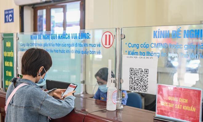 Hà Nội mở cửa đón đoàn tàu khách đầu tiên đến từ Hải Phòng ảnh 1