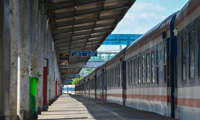 Hà Nội mở cửa đón đoàn tàu khách đầu tiên đến từ Hải Phòng ảnh 2