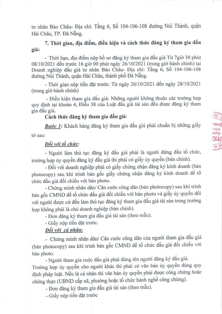 """Ngày 29/10/2021, đấu giá quyền thuê và sử dụng """"Mặt bằng khu căn tin"""" tại Trường Trung học cơ sở Chu Văn An, Hà Nội ảnh 3"""