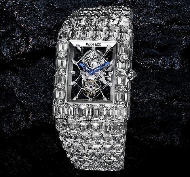 Những chiếc đồng hồ đeo tay đắt nhất thế giới từng được bán đấu giá ảnh 3