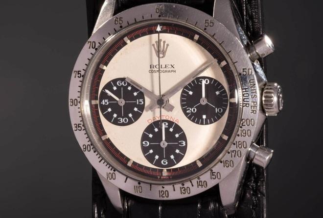 Những chiếc đồng hồ đeo tay đắt nhất thế giới từng được bán đấu giá ảnh 4