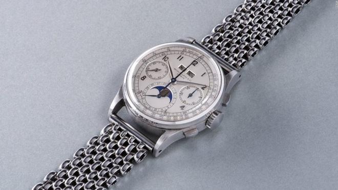 Những chiếc đồng hồ đeo tay đắt nhất thế giới từng được bán đấu giá ảnh 5