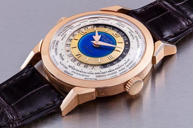 Những chiếc đồng hồ đeo tay đắt nhất thế giới từng được bán đấu giá ảnh 6