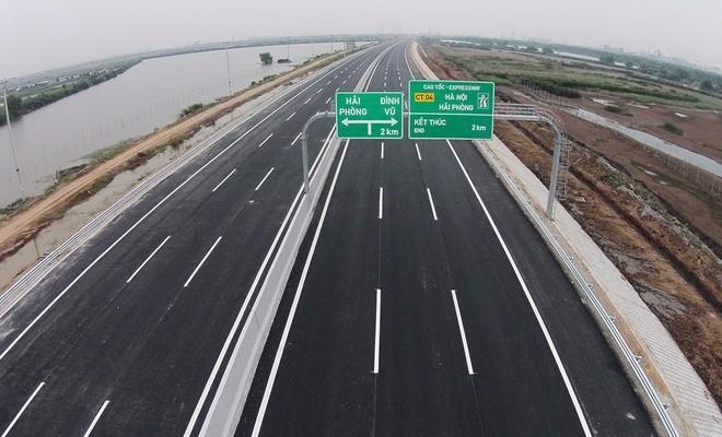 Những công trình giao thông ấn tượng năm 2015 ảnh 1