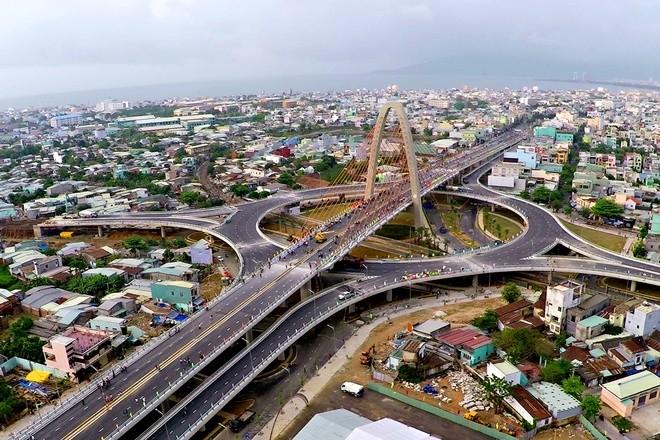 Những công trình giao thông ấn tượng năm 2015 ảnh 4