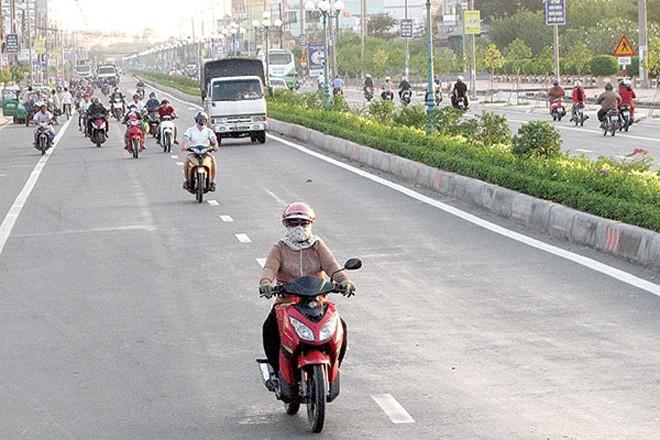 Khơi thông cửa ngõ Đồng bằng sông Cửu Long ảnh 1