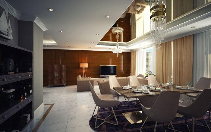 Tập đoàn Tân Hoàng Minh giới thiệu 5 căn hộ mẫu dự án D'. Palais de Louis ảnh 1
