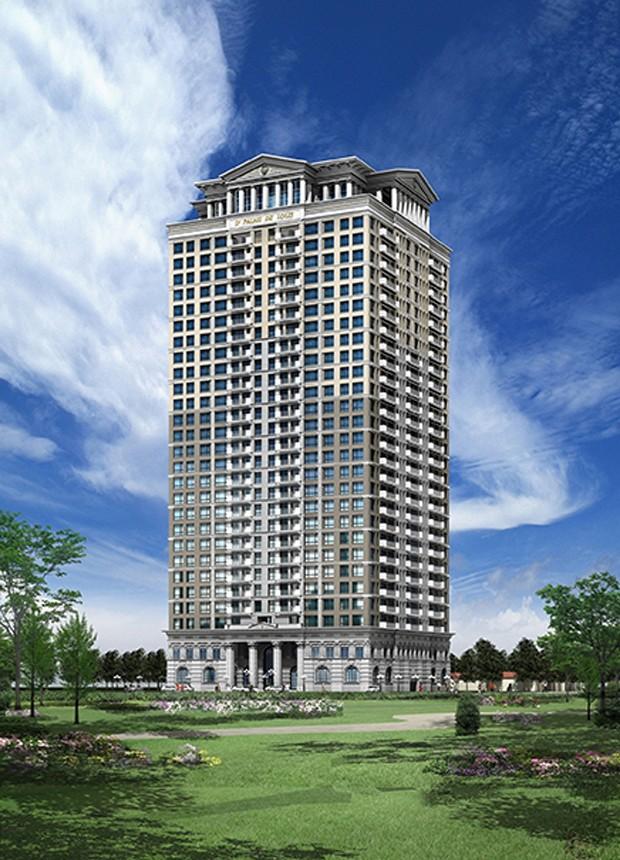 Số phận dự án căn hộ siêu sang D'. Palais de Louis giờ ra sao? ảnh 1