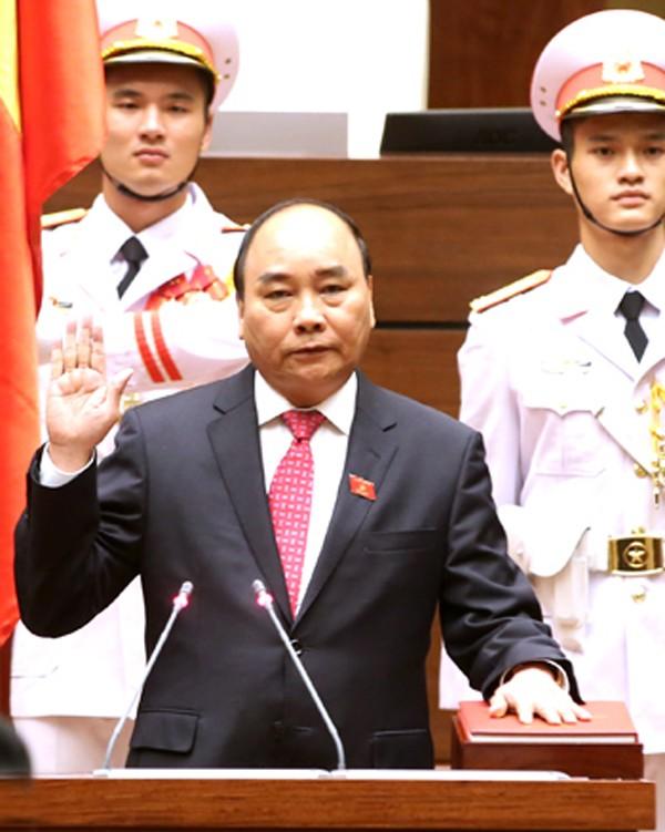 Thủ tướng Nguyễn Xuân Phúc: 'Quyết không để tái diễn bài học Formosa' ảnh 1