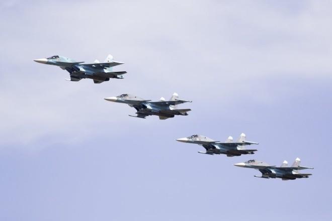 Cuộc tập trận phô diễn sức mạnh của Nga ở Crimea ảnh 10