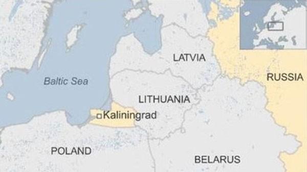 Nga bị tố đưa tên lửa có thể mang đầu đạn hạt nhân đến Kaliningrad ảnh 1