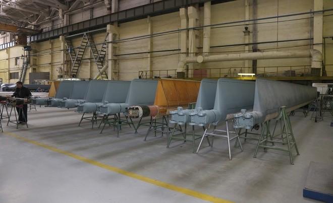 Bên trong nhà máy sản xuất trực thăng 'thợ săn đêm' Mi-28NE ảnh 5