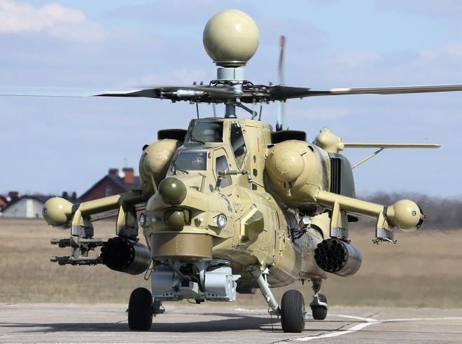 Bên trong nhà máy sản xuất trực thăng 'thợ săn đêm' Mi-28NE ảnh 10