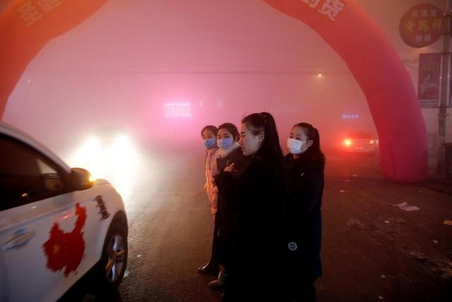 Ô nhiễm không khí ở Trung Quốc vượt quy chuẩn của WHO 100 lần ảnh 8
