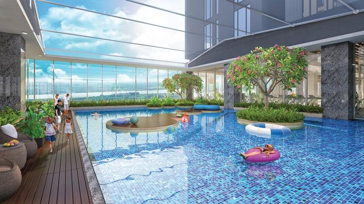 Sun Grand City Ancora Residence: Ngọc trong lòng phố ảnh 2