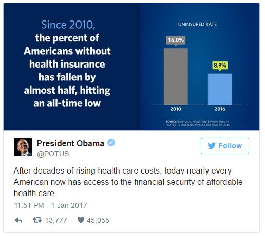 Ông Obama tổng kết thành tựu sau 8 năm làm tổng thống ảnh 2