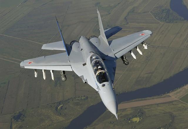 Uy lực máy bay chiến đấu đa năng MiG-35 vừa trình làng ảnh 6