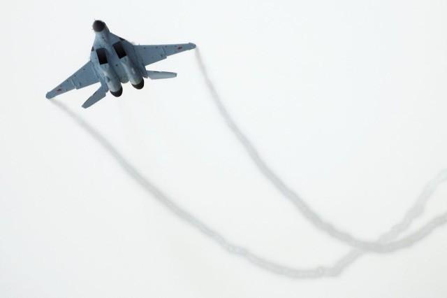 Uy lực máy bay chiến đấu đa năng MiG-35 vừa trình làng ảnh 7