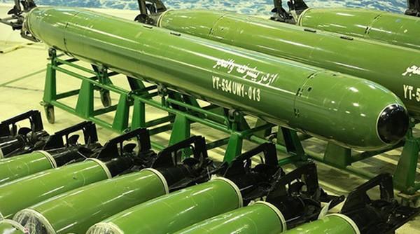 Iran thử nghiệm thành công ngư lôi thông minh ảnh 1