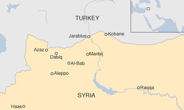 Mỹ tố Nga không kích nhầm phe nổi dậy ở Syria, Moscow bác bỏ ảnh 1