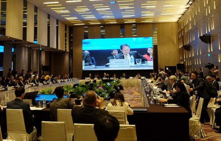 Khai mạc Hội nghị lần thứ nhất quan chức cao cấp APEC 2017 ảnh 1