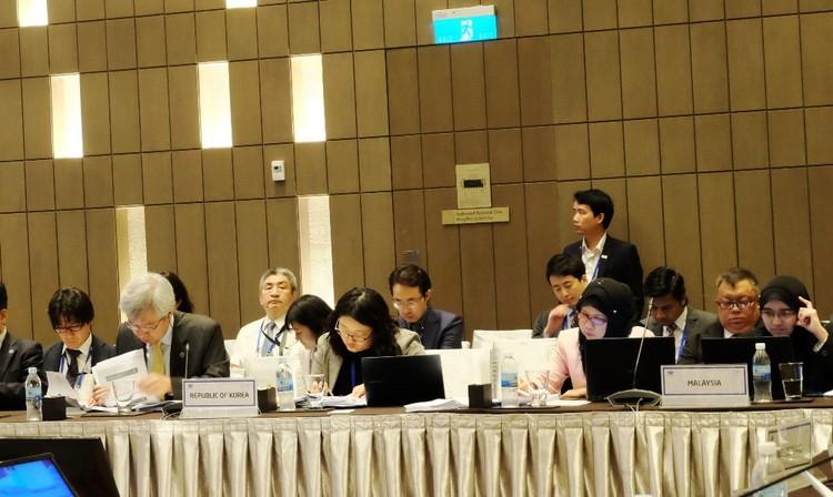 Khai mạc Hội nghị lần thứ nhất quan chức cao cấp APEC 2017 ảnh 2