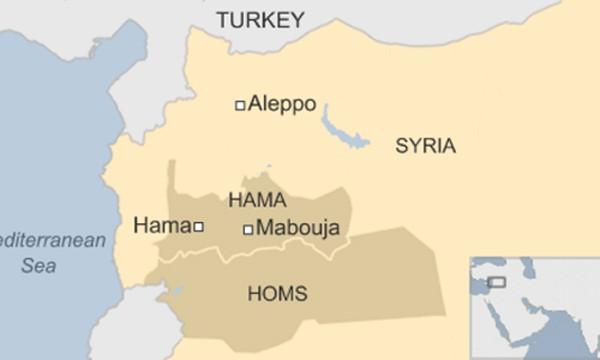 Máy bay, xe tăng Syria tác chiến hiệp đồng đẩy lùi IS ảnh 1