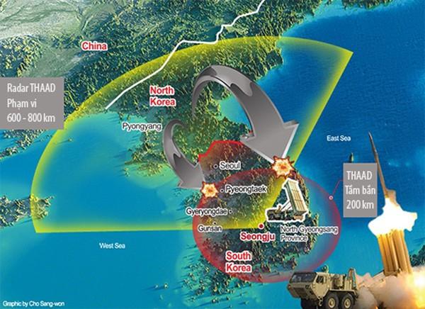 Mỹ lên án cách Trung Quốc đáp trả Hàn Quốc vì hệ thống tên lửa ảnh 1