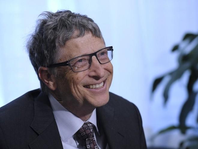 10 người giàu nhất hành tinh có gần 600 tỷ USD ảnh 1