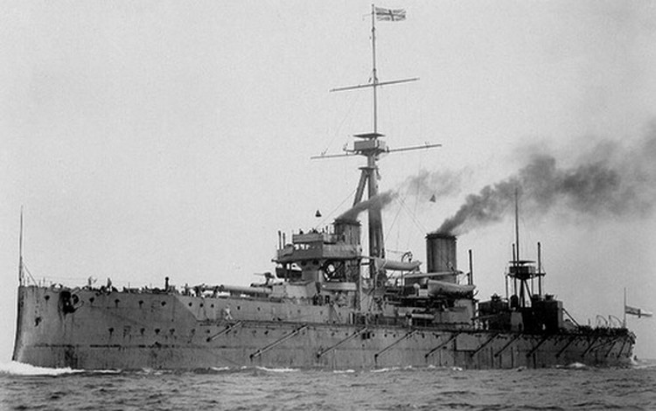 Siêu chiến hạm giúp Anh thay đổi bản chất chiến tranh trên biển ảnh 1