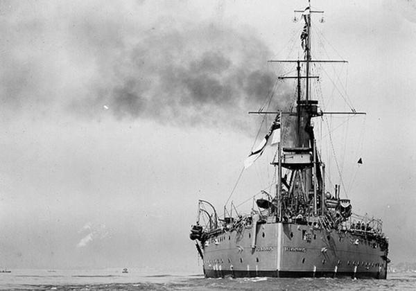 Siêu chiến hạm giúp Anh thay đổi bản chất chiến tranh trên biển ảnh 2