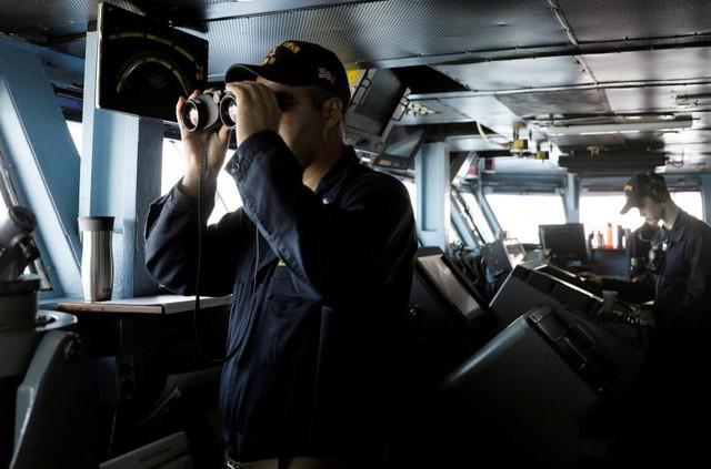 Sức mạnh tàu sân bay Mỹ tuần tra ở Biển Đông ảnh 4